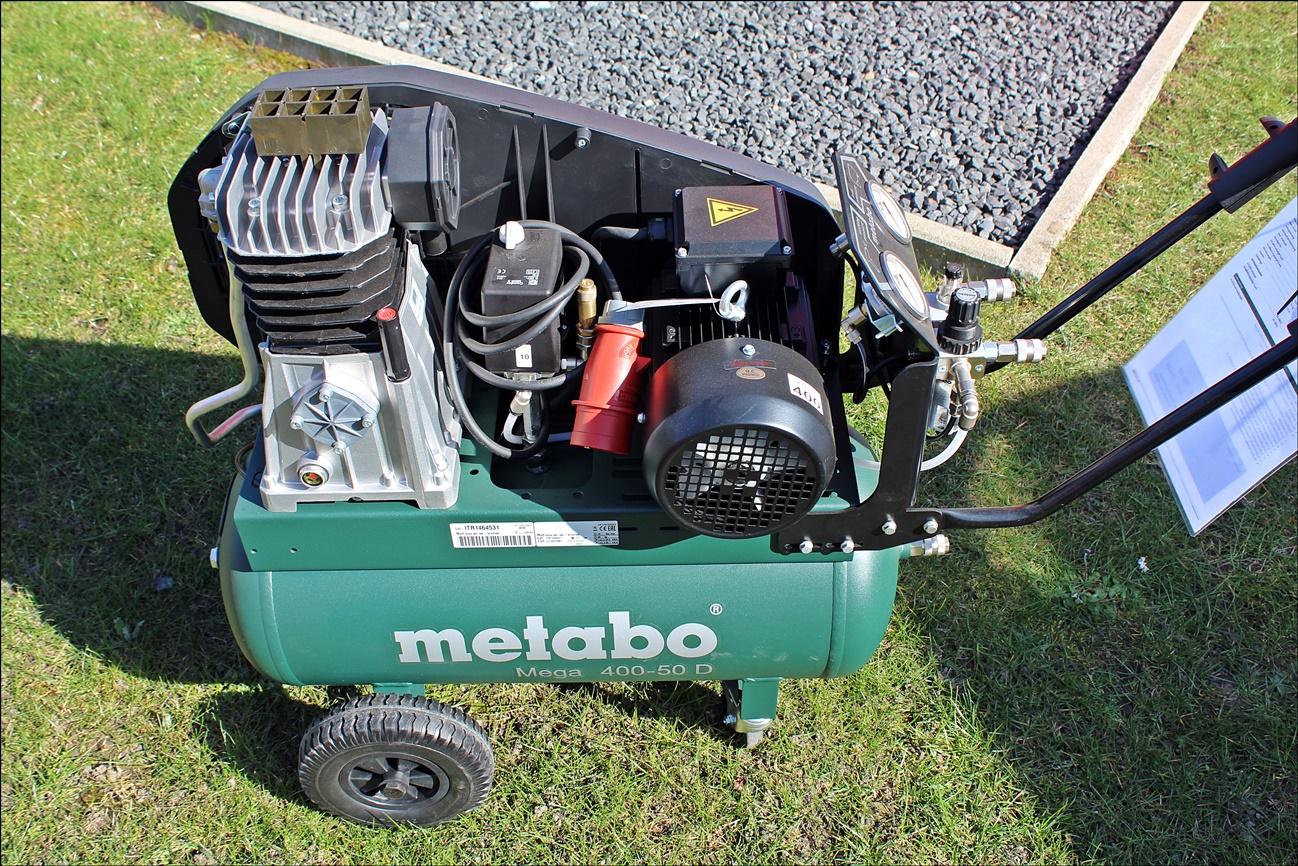 Metabo Kompressor Mega  400-50 D