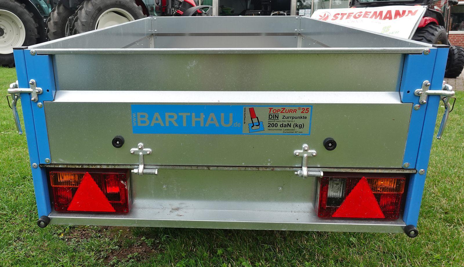 PKW-Anhänger Barthau BL 751