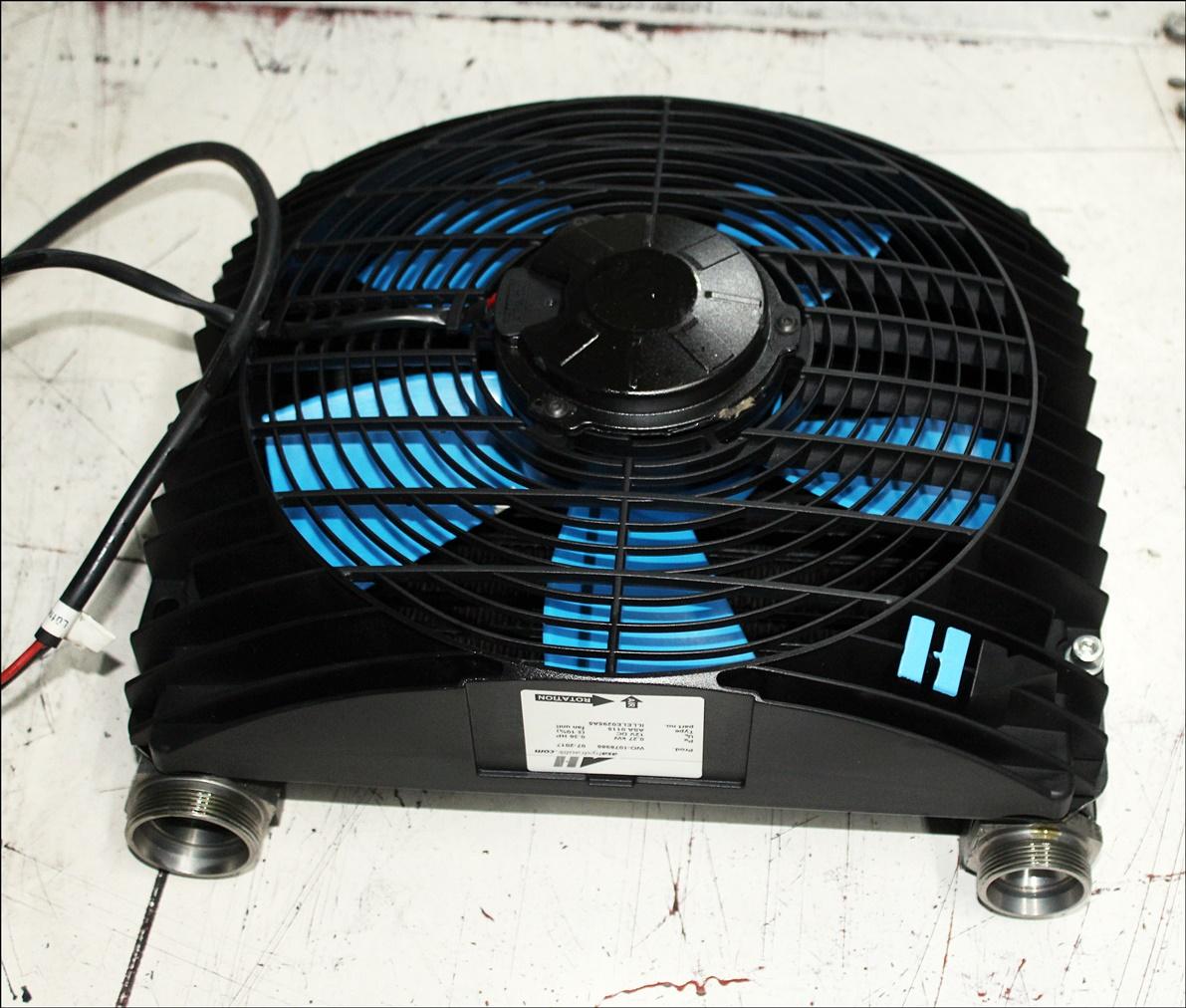 Oel-Luftkühler ASA TT 07 HP 12V DC
