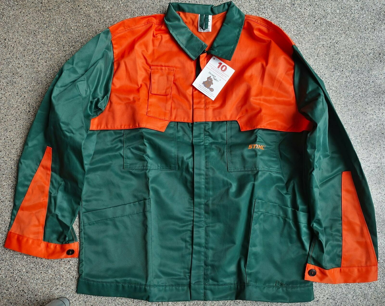 STIHL Waldarbeiterjacke Gr. 58/60 Schutzkleidung