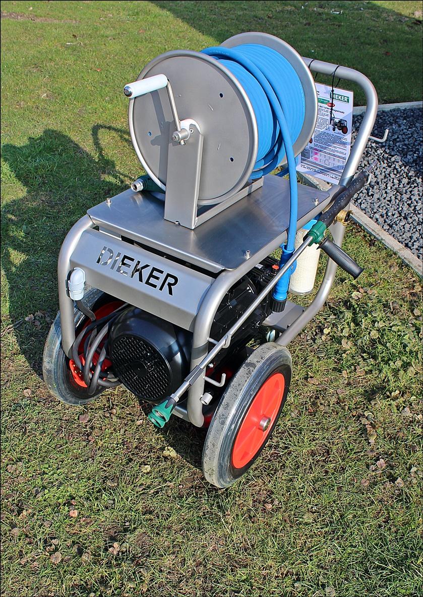 DIEKER MAXI Hochdruckreiniger HD-E 30/210