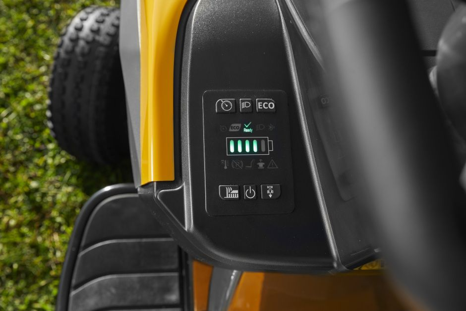 Stiga e-Ride C500 Akku-Aufsitzmäher