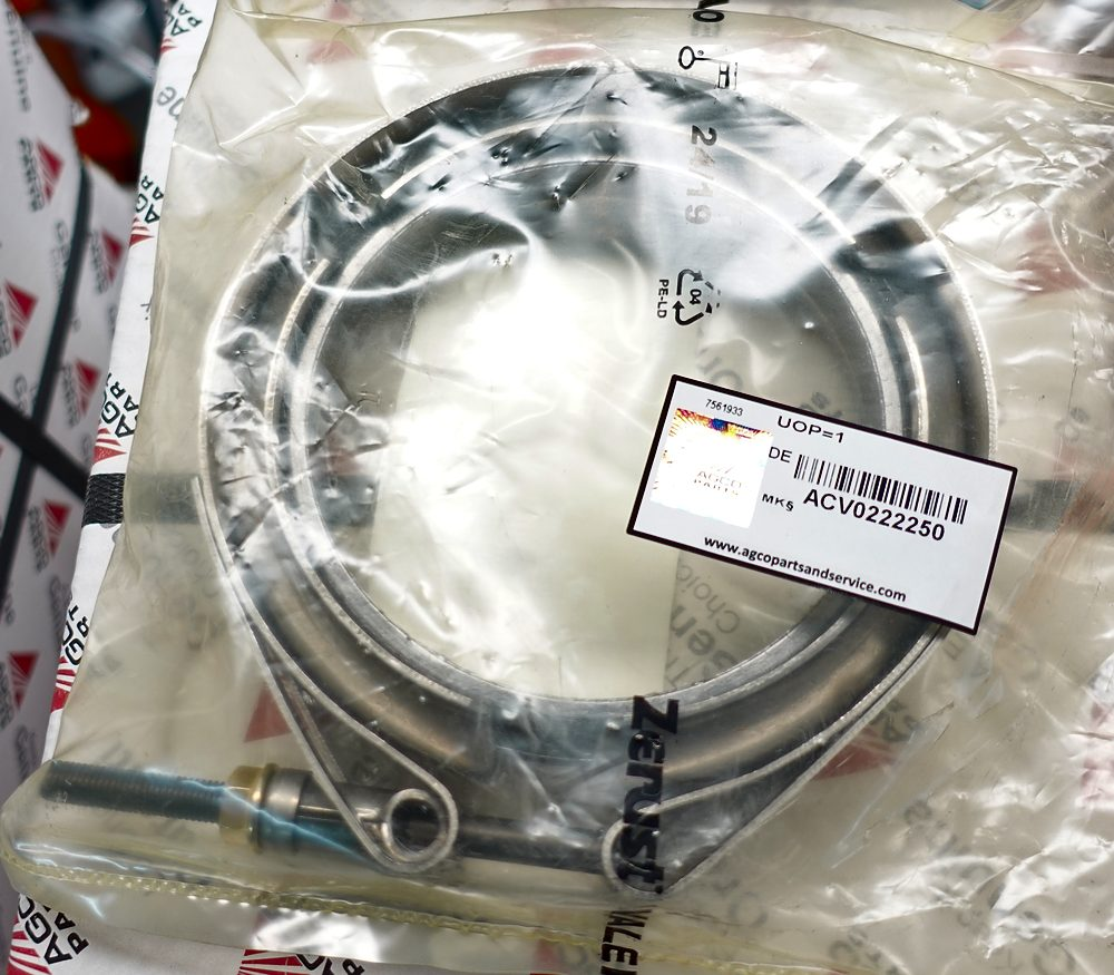 Valtra ACV0222250 Rohrschelle