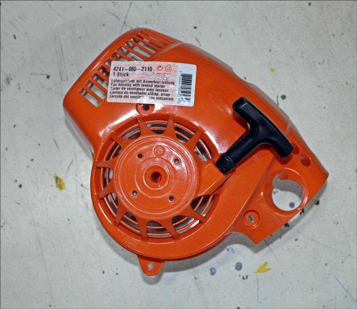 Stihl 42410802110 Lüftergehäusem.Anwerfvorrichtung