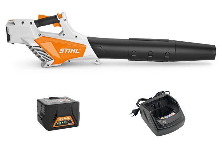 STIHL Laubbläser BGA 57 - AK-SYSTEM