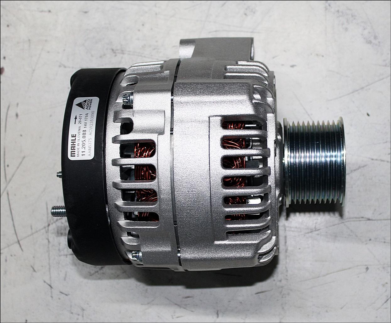 Valtra Lichtmaschine ACW2353090