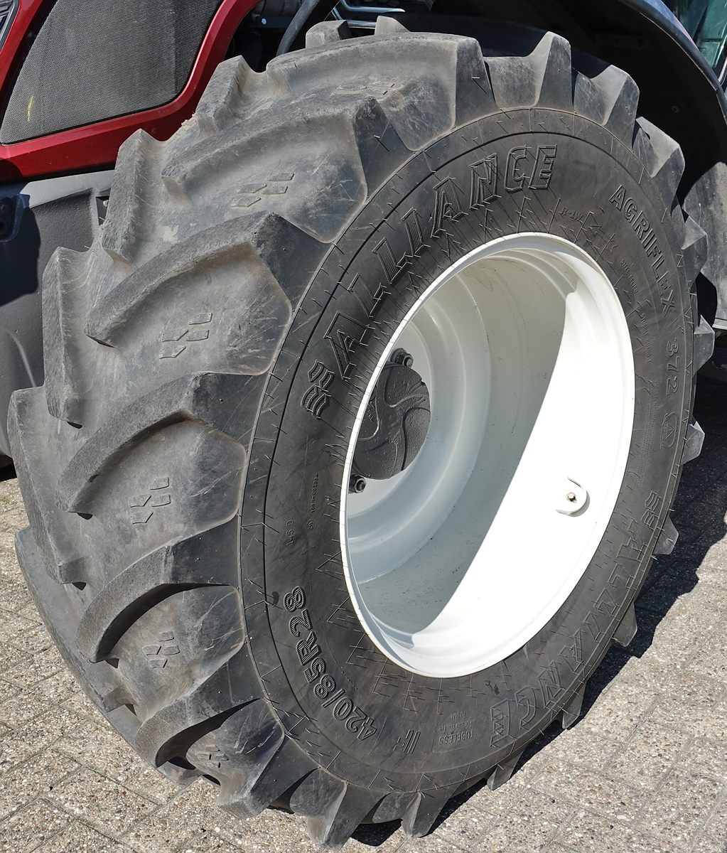 1 Paar Räder 420/85 R 28 Alliance Agriflex 372 145 D