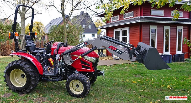 Traktor MX