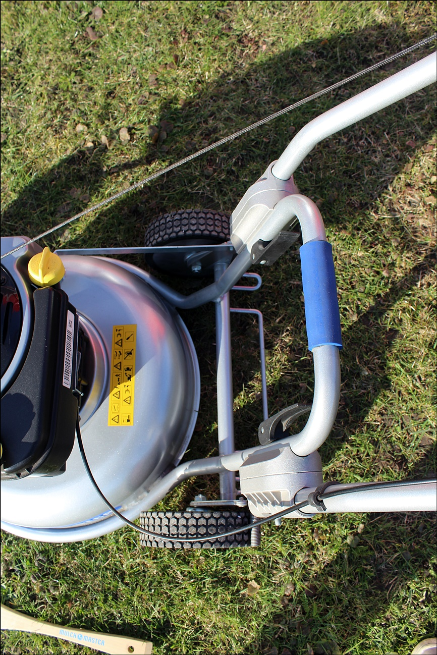 MulchMaster PM46 ABS