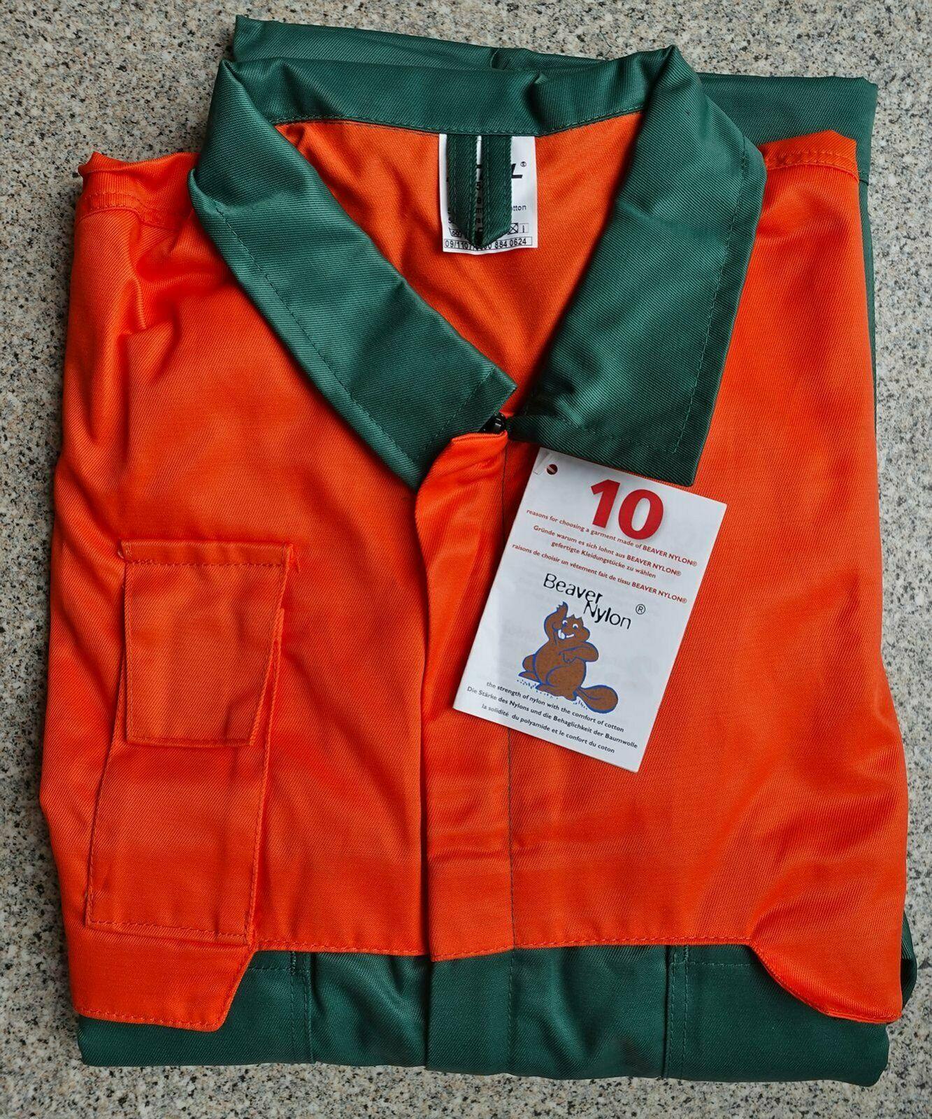 STIHL Waldarbeiterjacke Gr. 54/56 Schutzkleidung